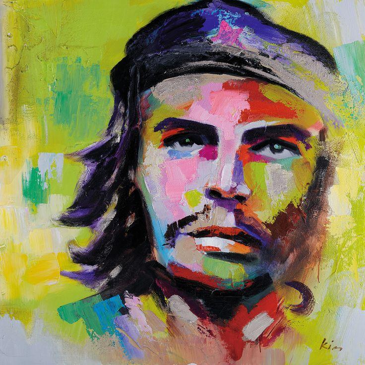 20 beste idee n over kunst olieverf op pinterest - Trendy kamer schilderij ...