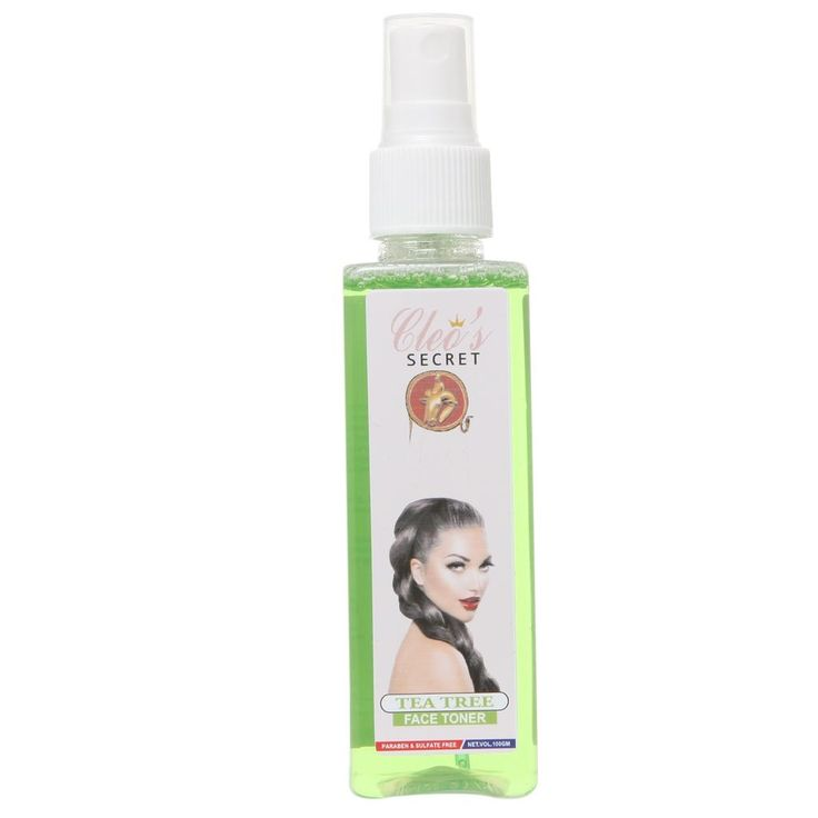 Tea Tree #Toner for Dry Skin - the healing antiseptic and moisturizing qualities of tea tree oil make it the ideal base for the mask for dry #skin.