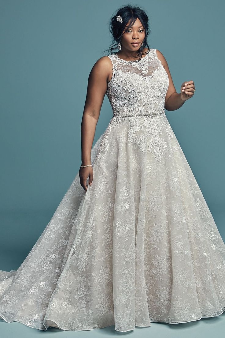 37 best Plus Size Wedding Dresses images on Pinterest | Homecoming ...