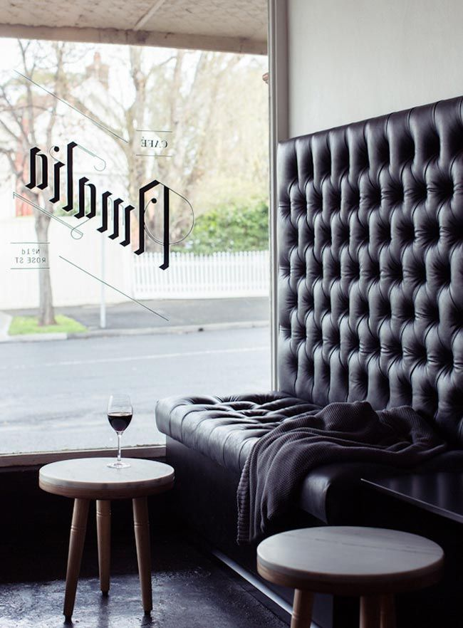 Cafe Amalia | Claire Larritt-Evans| Featured on Sharedesign.com