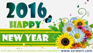 Online Shopping: Happy New Year 2016_Online Shopping