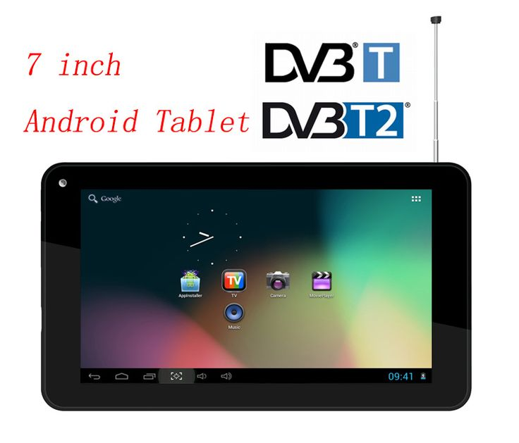 Android TVPad 7 inch Wifi Digital Tablet DVB-T2 for Thailand Russia Colombia and DVB-T for Europe    Selling Points:     DVB-T2-for-car	 DVB-T2-home	 DVB-T2-Android  DVB-T2-for-Apple	 DVB-T2-usb-dongle	 DVB-T2-led-tv  DVB-T2-antenna	 DVB-T2-shop	 DVB-T2-factory