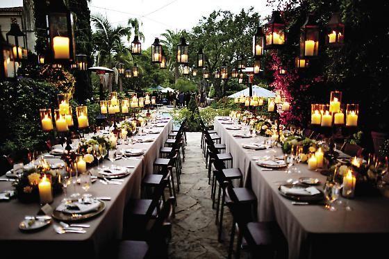 Dreams really do come true.: Wedding Ideas, Wedding Decor, Wedding Stuff, Classic Montecito, Friends Wedding, Vintage Inspired Wedding, Wedding Reception, Outdoor Weddings, Elegant Wedding