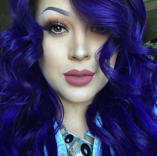 Best 25+ Indigo hair ideas on Pinterest | Colored hair ... Indigo Blue Hair Color