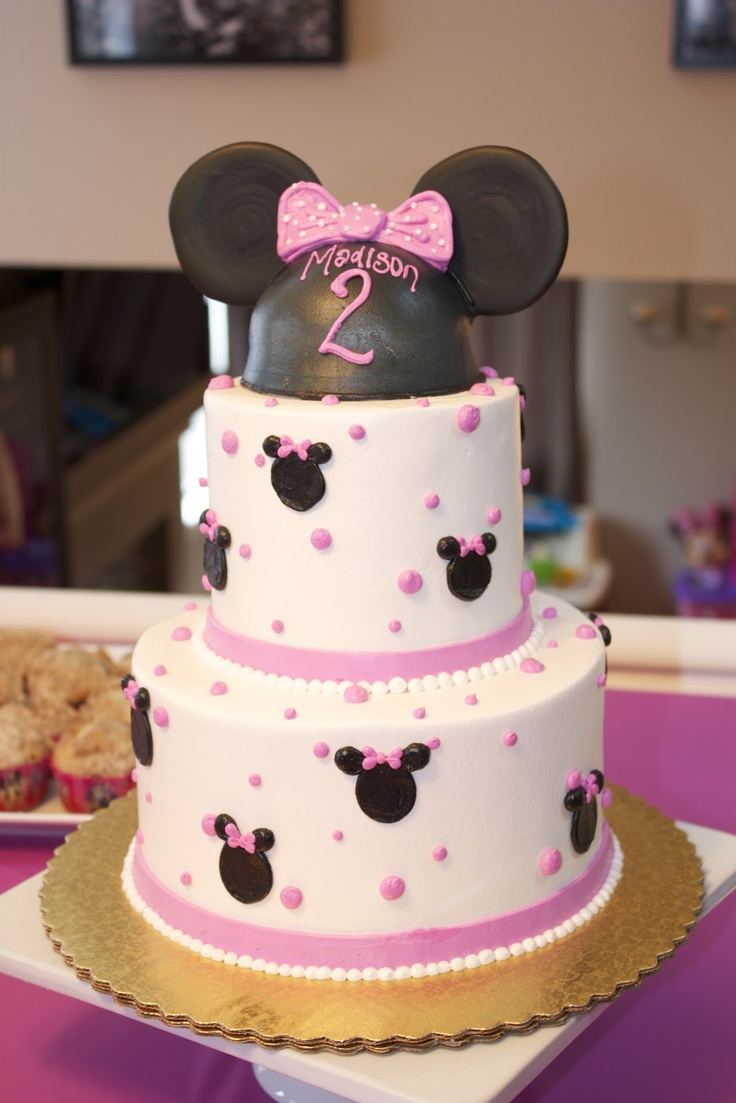 17299 best Creative Cakes images on Pinterest Minnie mouse cake