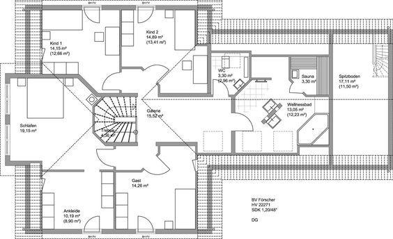 124 besten haus bilder auf pinterest haus grundrisse grundriss einfamilienhaus und hausbau ideen. Black Bedroom Furniture Sets. Home Design Ideas
