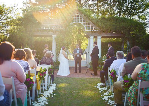 Amy Doug S Wedding At Daniel Stowe Botanical Garden