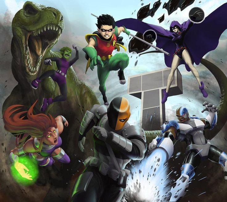 #Marvel #DcComics Após anos apenas sendo expostos nos quadrinhos - com algumas participações leves na TV comoJovens TitãseJustiça Jovem -as equipes adolescentes finalmente estão tendo uma abertura maior na mídia com a confirmação de séries focadas emManto e Adagao filme dosNovos Mutantesconfirmado além de rumores de uma série daLegião dos Super-Heróis.Aqui reunimos as 10 melhores equipesteende super-heróis da Marvel e da DC!  1-Jovens Guerreiros 2-Justiça Jovem 3-Quarteto Futuro 4-Academia…