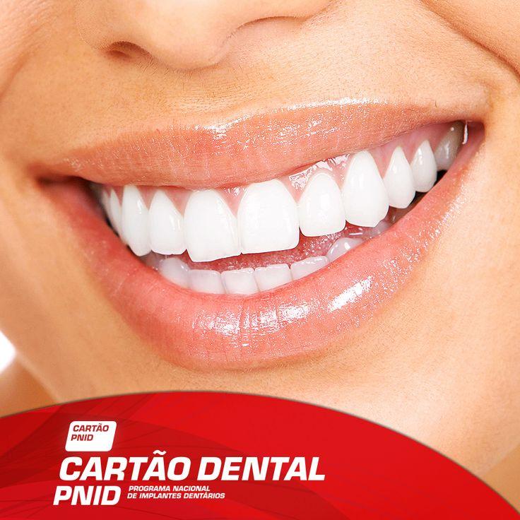 Sabia que os Implantes Dentários apresentam uma aparência mais natural e são mais duradouros que as próteses fixas? http://www.pnid.pt/cartaodentalpnid/