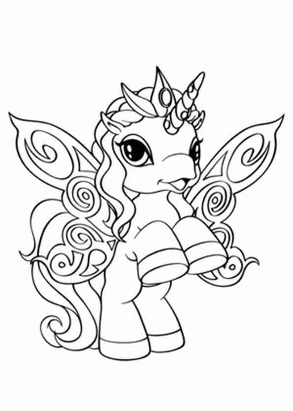 Ausmalbilder Filly Ausmalbilder Filly Mermaid Coloring Pages