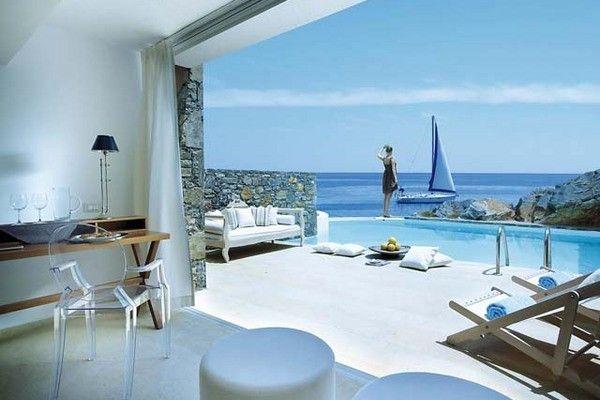Séjour Crète Promovacances, promo séjour Hôtel Saint Nicolas Bay Resort 5* Luxe prix promo séjour Promovacances à partir 1 239,00 € TTC 8J/7N.