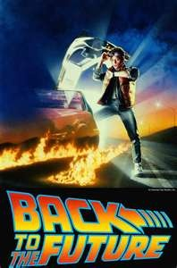 Back To The Future; one of the best