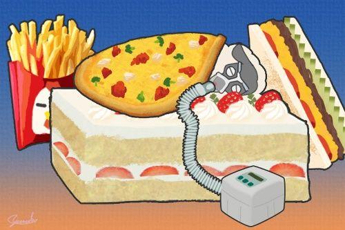 第87回 肥満が眠気をもたらす理由、睡眠時無呼吸ばかりじゃない | ナショナルジオグラフィック日本版サイト