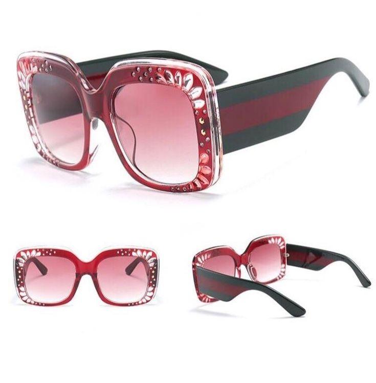 Designer Inspired Damen Sonnenbrille gold nHhzHhZb - decor-designs.com