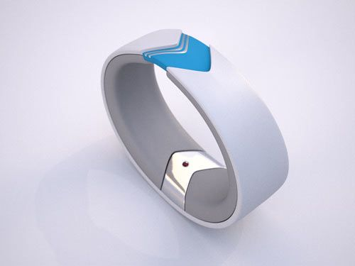 Amiigo – a fitness bracelet that not only allows you to track things like your exercise, heart rate, blood oxygen levels, skin temperature, overall activity level, and calories burned, it will keep up with your type of exercise, your reps, sets, duration, speed, and intensity.