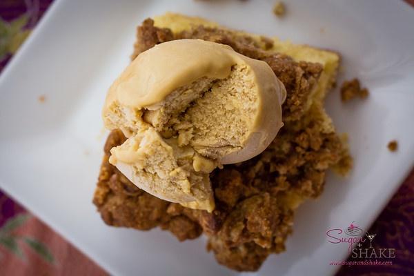 Cookie crumb cake recipe