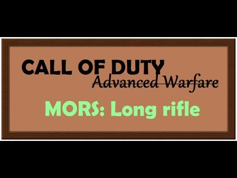 [8:48]MORS:Long rifle - Call of duty: Advanced Warfare