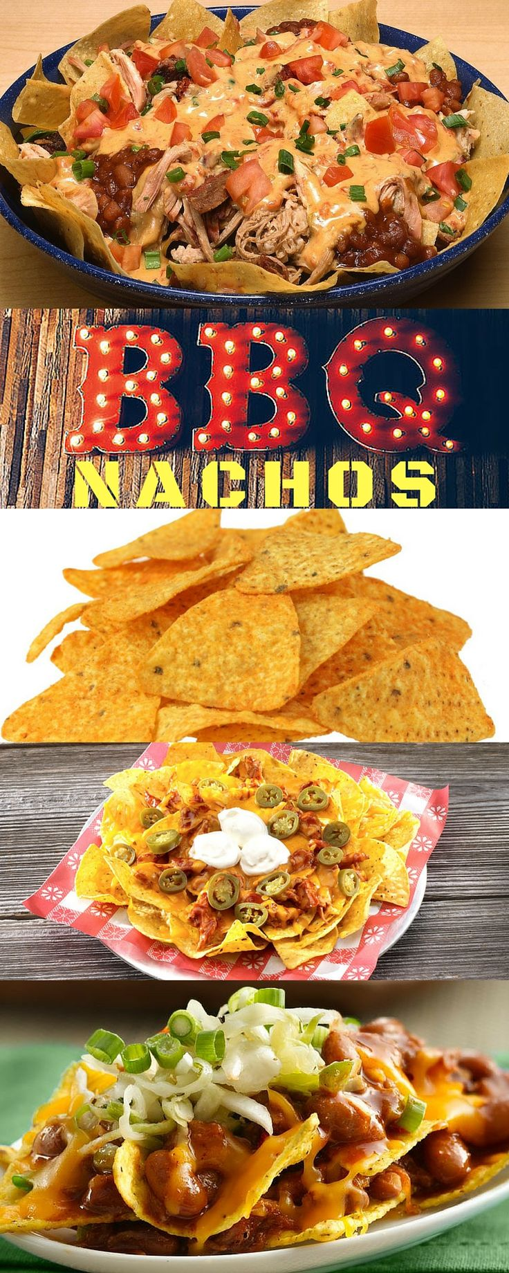 Grill Lovers' Amazing BBQ Nachos Recipe   #recipes #foodporn #foodie #grilling