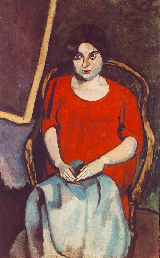 Hungarian Artist Robert Bereny 1887-1953
