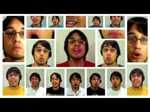▶ Rolling in the Higgs (Adele Parody) | Timothy Blais' and A capella science's funny musical take on the latest in particle research. :-)