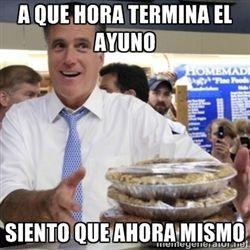 no..no tengo hambre ES PARA MI AMIGO RICARDO RUELAS. - Romney with ...