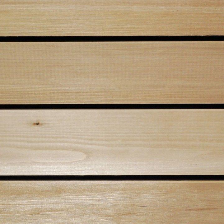 Western Red Cedar No.4 Clear Rainscreen Cladding - 19 x 144mm - Cladding
