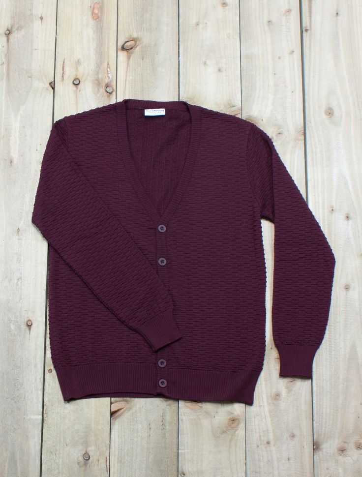Svensson Cardigan  Grab a modern cardigan like this one from Svensson to give you a little mature style without looking like Mr. Rogers.