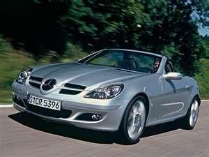 My Mercedes..