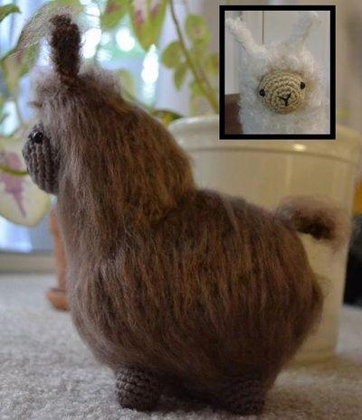 82 best AMIGURUMI - Llamas / Alpacas images on Pinterest | Crochet ...