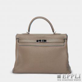 "HERMÈS exklusiv ""RETOURNE KELLY BAG 35"", Koll. 2010.  could be custom made  NP. ca.: 8.500€  Starting Price: 5.400€"