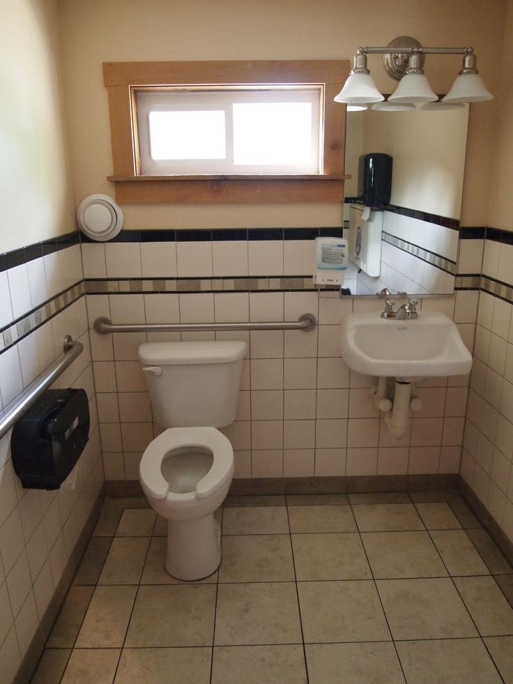 Photo Of New ADA pliant bathroom for the restaurant