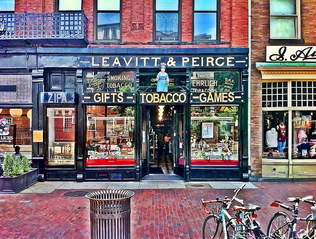 Tobacco - Harvard Square | Cambridge, Massachusetts | Harvard square, Cambridge ma, Harvard