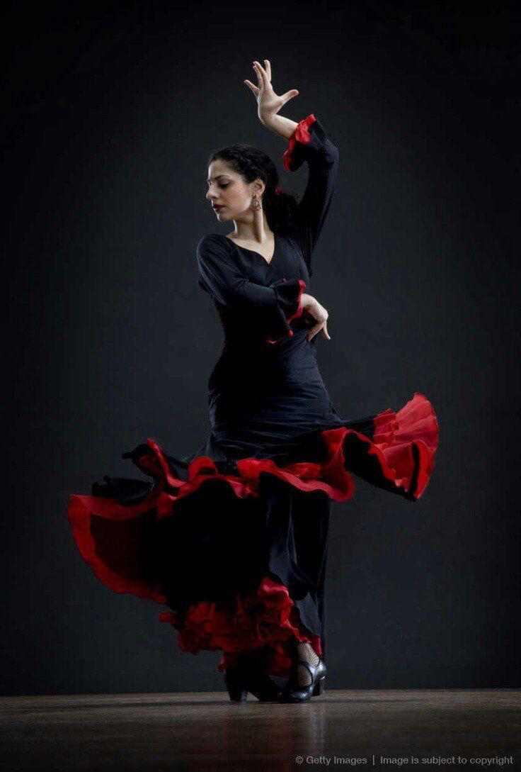 танцовщица фламенко фото пятницу