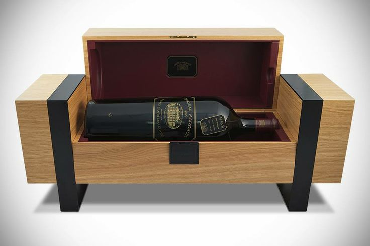 LUXURY HOLIDAY SHOPPING- CHATEAU MARGAUX 2009, $195,000 PER BOTTLE   www.cbpmag.com