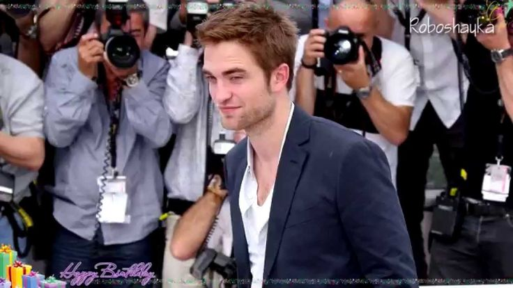 HAPPY 28-TH BIRTHDAY, ROB! / С ДНЕМ РОЖДЕНИЯ, РОБ! {good one from RoboShayka!}