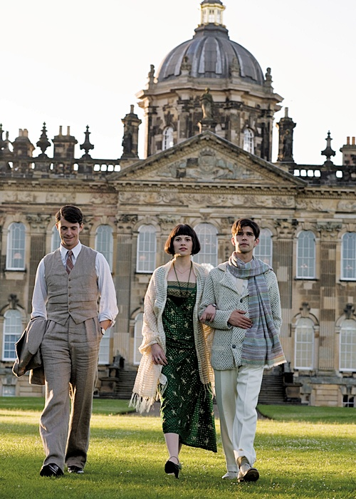 Brideshead Revisited (2008)- One of my new favorite movies, based off of a wonderful book.