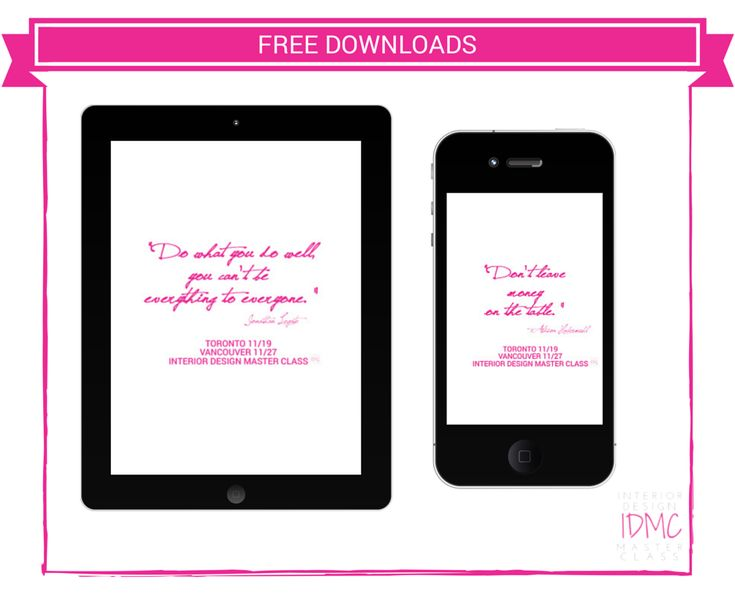 Yup, we're making design business talk a bit more pretty for your tech. IDMC free downloads.