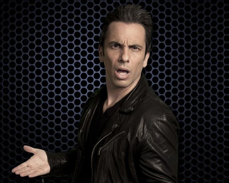 Sebastian Maniscalco - great comedian!  See him whenever you get a chance.