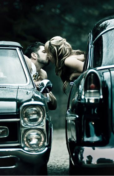Any man who can drive safely while kissing a pretty girl is simply not giving the kiss the attention it deserves. ~Albert Einstein