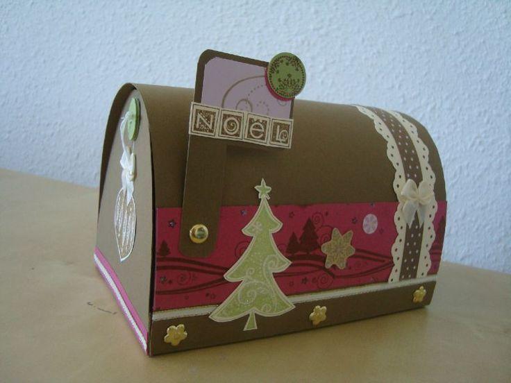 Boite aux lettres de Noël