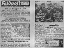 Wilhelm Gustloff (Schiff) – Meldung ueber die Versenkung