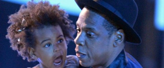 "BLUE IVY |""BET has suspended a producer after a joke about Beyonce and Jay Z's daughter that aired Monday on the network's music video countdown show, ""106 & Park."""