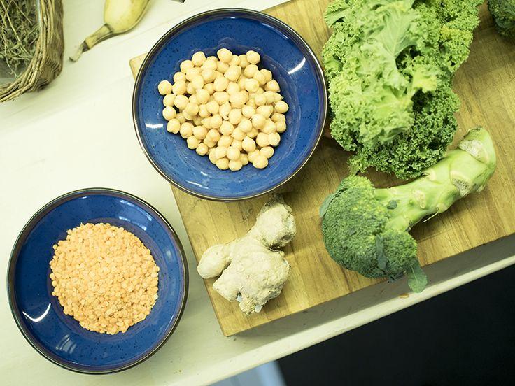 kasvisruokavalio
