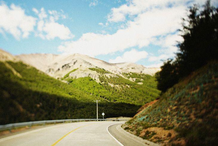 Carretera Austral out of Coyhaique. Kyle again :)
