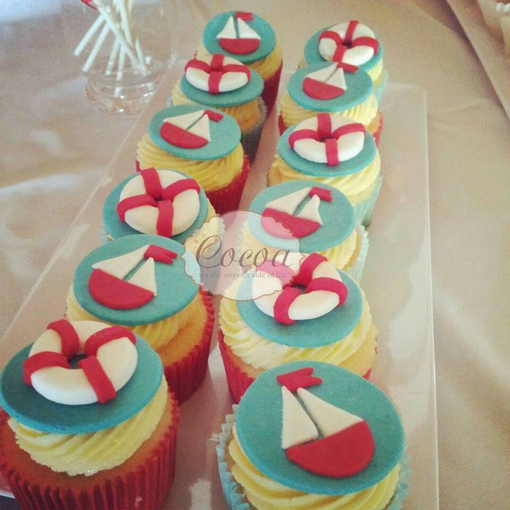 Sailor theme cuppies