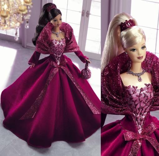 les 18 meilleures images du tableau barbie collector sur pinterest poup es barbies barbie. Black Bedroom Furniture Sets. Home Design Ideas