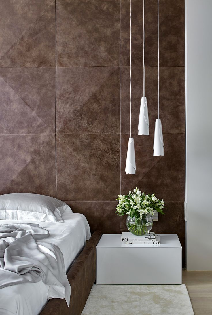 353 best sypialnia bedroom inspirations images on pinterest architect alexandra fyodorova design the interior of an apartment of 140 sq located on the floor of an apartment building in moscow