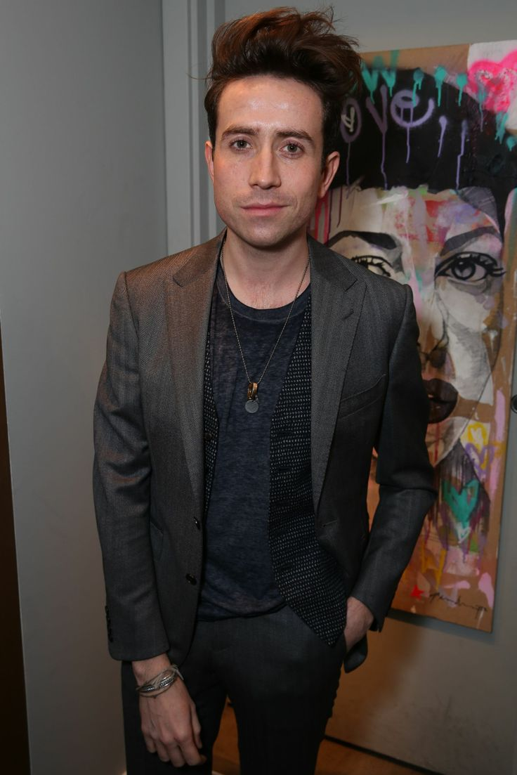 Nick Grimshaw at The Browns x GQ Style x James Long Cocktail Party #LCM