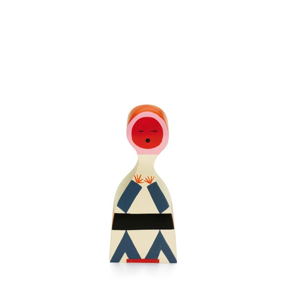 WOODEN DOLL NO18 BY ALEXANDER GIRARD