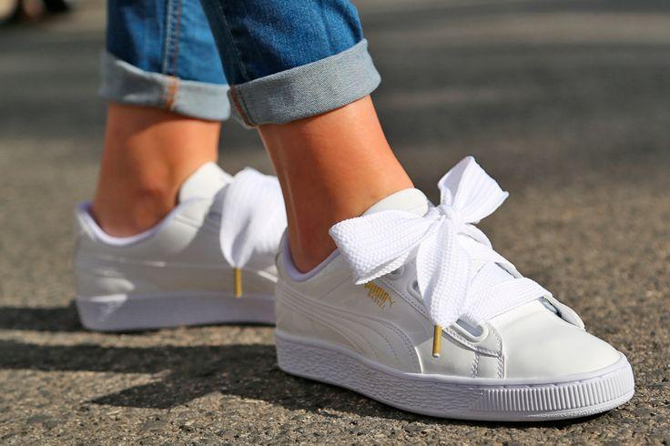 El modelo Basket Heart de Puma está siendo toda una revolución ❤. ¡No te quedes sin las tuyas! Disponibles ya en nuestras tiendas y en https://www.zapatosmayka.es/es/catalogo/mujer/puma/deportivos/zapatillas/121040063294/basket-heart/
